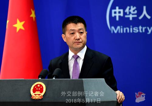 外交部:赞赏法国对中国科技企业参与5G建设的公正态度
