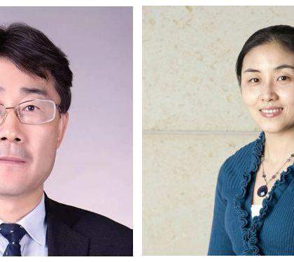 两位中国学者当选美国家科学院外籍院士