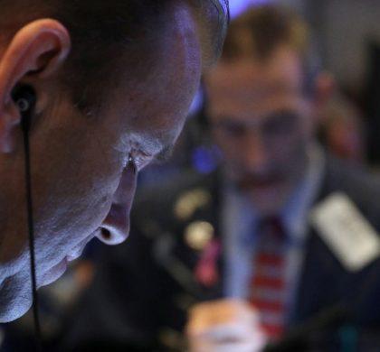 美股市上涨乏力 板块轮动明显