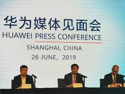 华为在全球已获50个5G商用合同 5G基站全球发货累计超过15万个