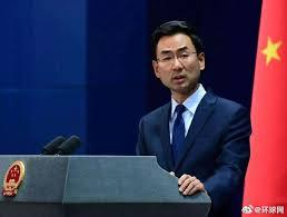 外交部:奉劝美有关人士收回企图干预香港事务的黑手