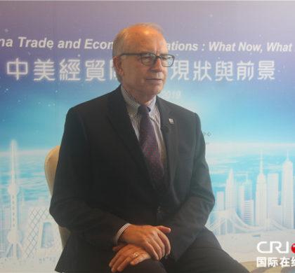 美国得州商业协会首席执行官:对美中经济合作前景有信心