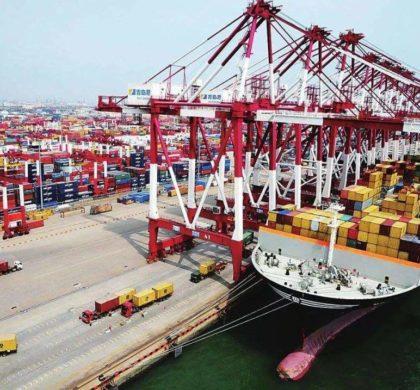 稳外贸再发力 提升企业内生动力