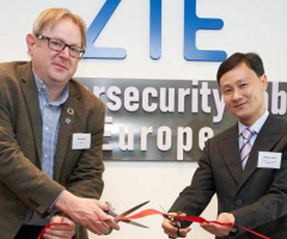 中兴通讯公司在欧洲启动网络安全实验室