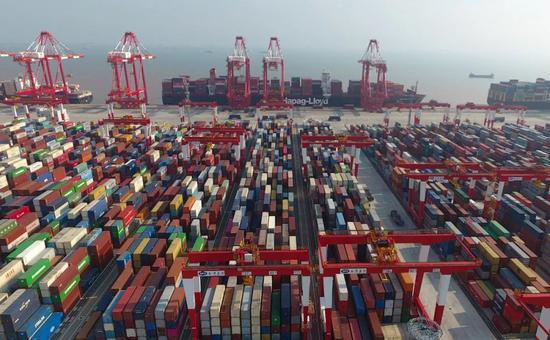 """中国6月进出口双弱现""""衰退型顺差"""" 下半年外贸料续承压"""