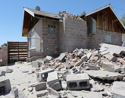 专访:美国加州连发强震为何损失不大——访美国加利福尼亚大学洛杉矶分校地震学专家