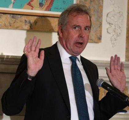 英国驻美大使宣布辞职
