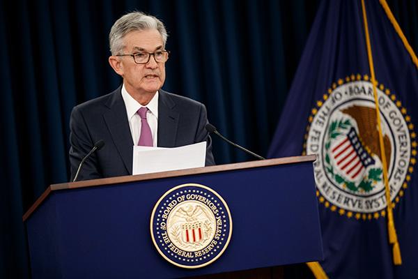 美联储主席称贸易政策不确定性伤害美国经济