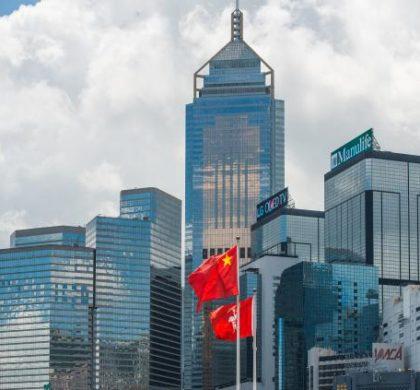 香港特区政府发言人:示威活动已远超和平理性 绝不纵容违法行为
