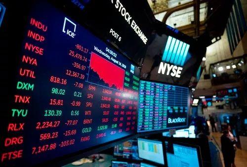 财经观察:美债市发出衰退预警信号 贸易战将反噬美国自身