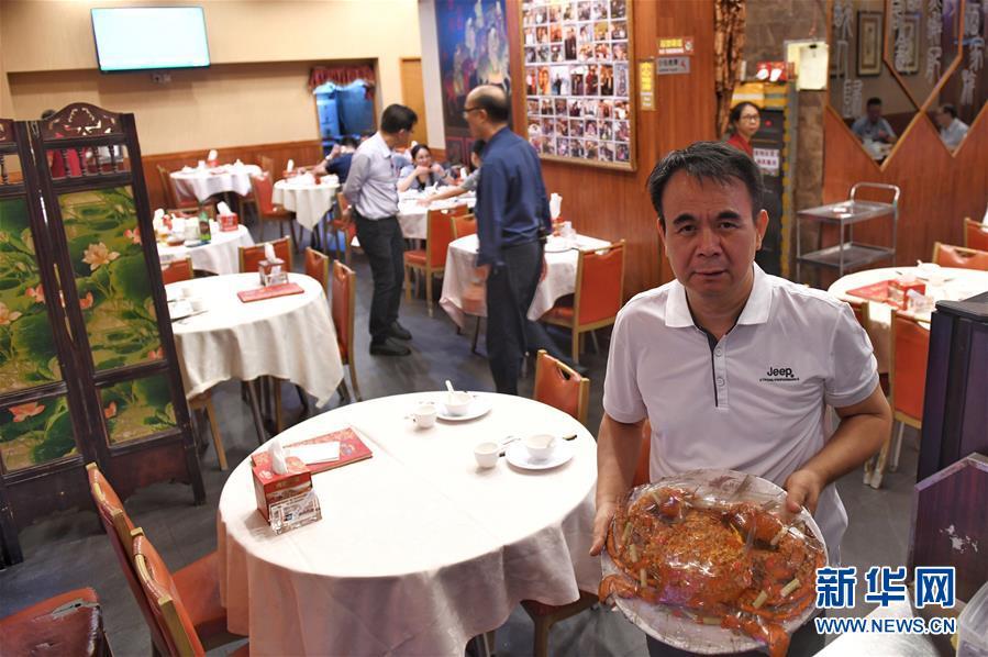 八月里的寒意——香港餐饮业扫描