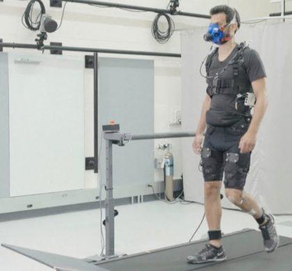"""""""机器人短裤""""让穿戴者走跑更轻松"""