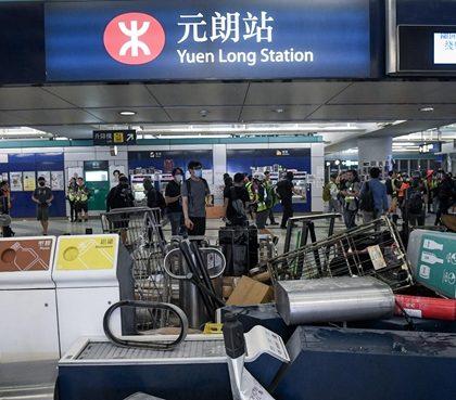 香港社会各界:依法止暴制乱 促进社会重回正轨