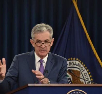 财经观察:美联储警示经济风险 降息预期增强