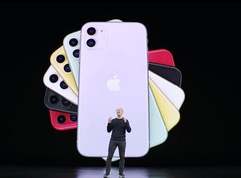 苹果公司推出新款手机 不支持5G
