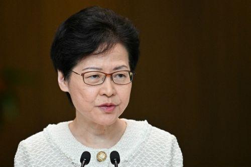 林郑月娥:香港金融市场运作如常