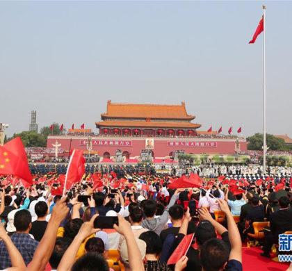 观礼台上忆今昔——香港三个家族的爱国情怀