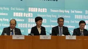 """香港各界人士:订立""""反蒙面法""""及时必要 冀严正执法发挥震慑作用"""