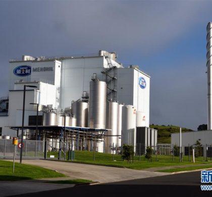 通讯:蒙牛雅士利工厂助力新西兰小镇旧貌换新颜