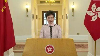 香港特区政府首次发布施政报告附篇 阐述多项工作进展及未来举措
