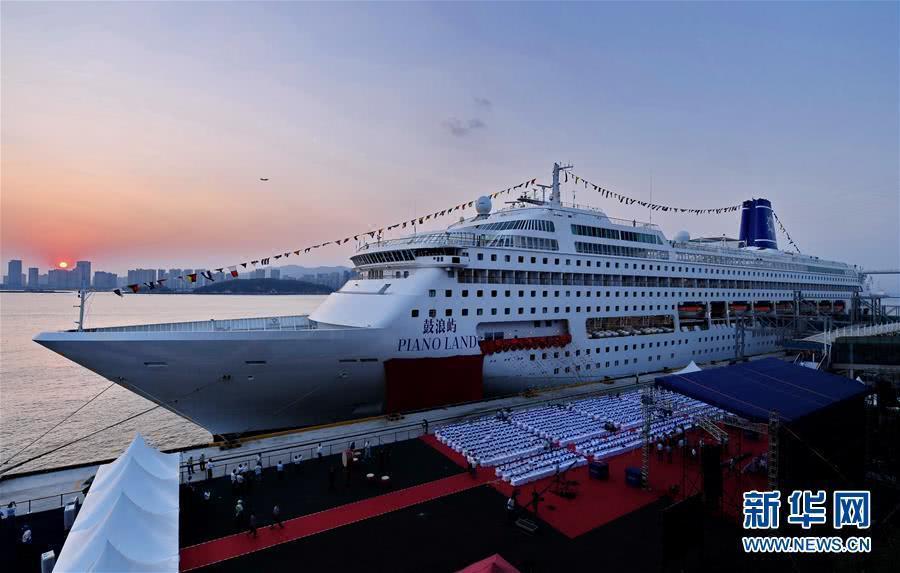 中国邮轮业在优化调整中积蓄发展动能
