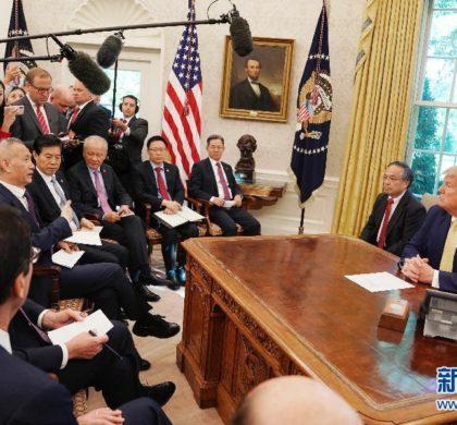 新华时评:解决中美经贸问题要有耐心和定力