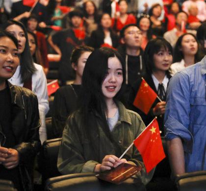 通讯:两代华人心声:华人地位随着中国发展而提升