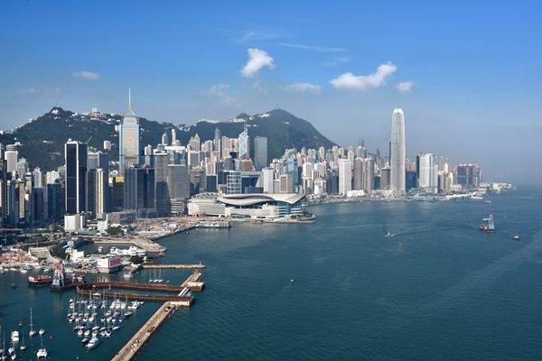 香港特区政府与欧盟举行系统对话会议探讨深化双方关系