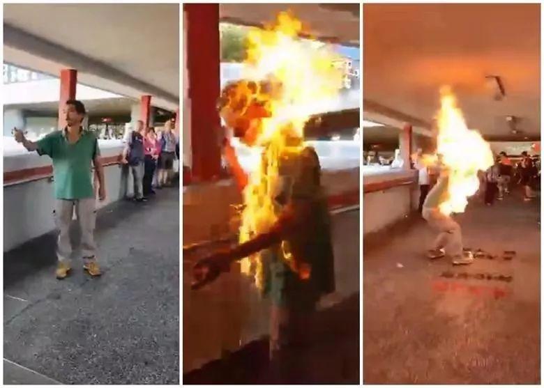 香港社会各界:暴徒恶行令人发指 希望政府以更坚定态度止暴制乱