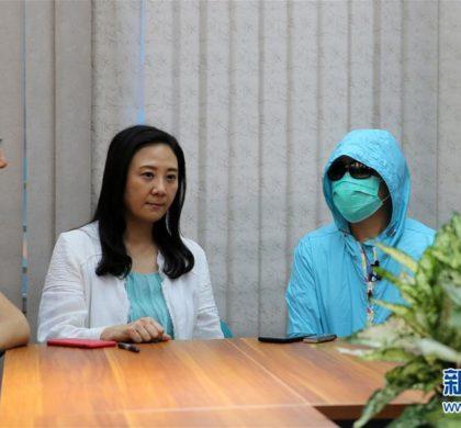 """被烧伤的香港市民醒后叮嘱妻子:""""出门要小心,那些人没有人性"""""""
