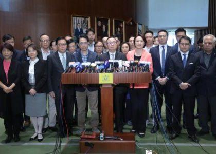 香港舆论:止暴制乱是香港行政、立法、司法机关的共同责任