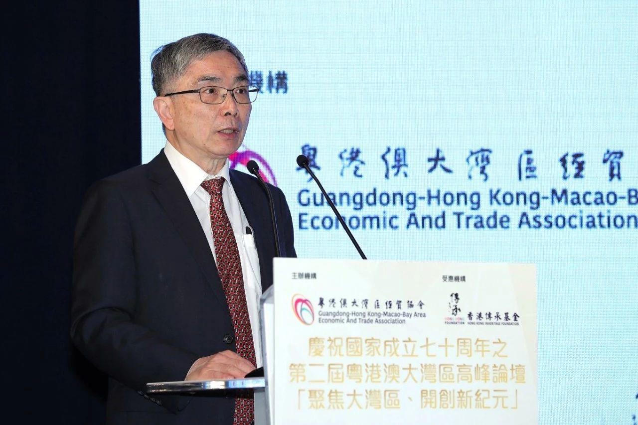 刘怡翔:粤港澳大湾区新措施进一步惠及港人和促进资金流