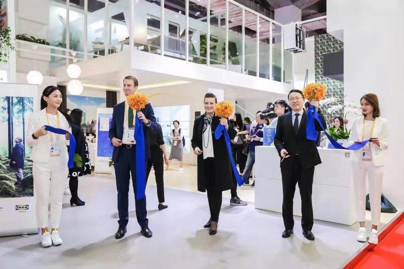 """世界500强眼中的进博会:不容错失的""""中国机遇"""""""
