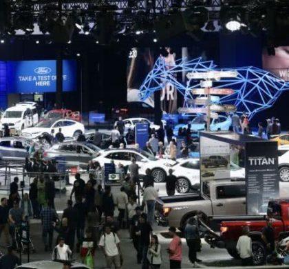 综述:国际知名车企看好中国电动车产业前景