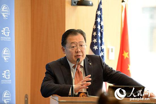 进博会凸显中国市场对美企业巨大吸引力——访美国中国总商会会长徐辰