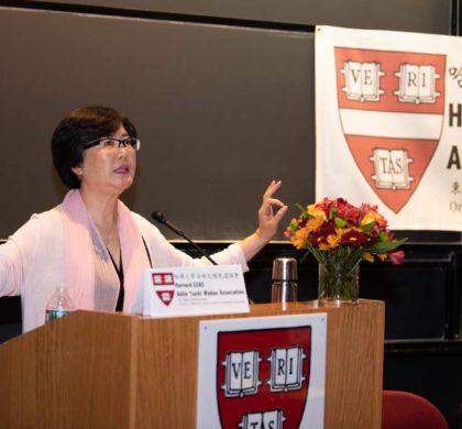 禅,是一种生活态度——专访UCCC中美禅学院院⻓吴穗琼