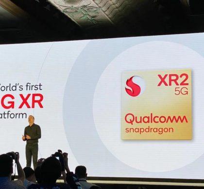 高通发布支持5G的扩展现实设备芯片