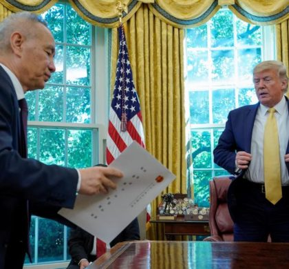 美国各界高度评价中美就第一阶段经贸协议文本达成一致