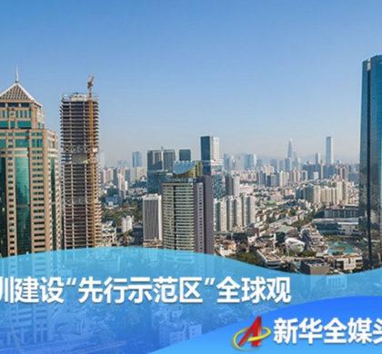 """携手世界 奋进青春——深圳建设""""先行示范区""""全球观"""