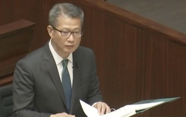 陈茂波:香港特区政府将出现15年来首次财政赤字