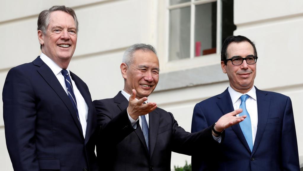 国际社会积极评价中美就第一阶段经贸协议文本达成一致