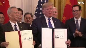 中方发布中美第一阶段经贸协议(附全文)