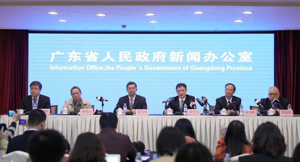 钟南山:新型冠状病毒感染的肺炎疫情防控需防止出现超级传播者