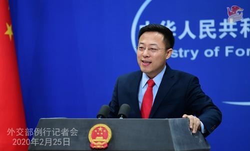 中国外交部:敦促美方正确看待并维护中美科技、人文领域的交流合作