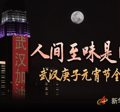 人间至味是团圆——武汉庚子元宵节全纪录