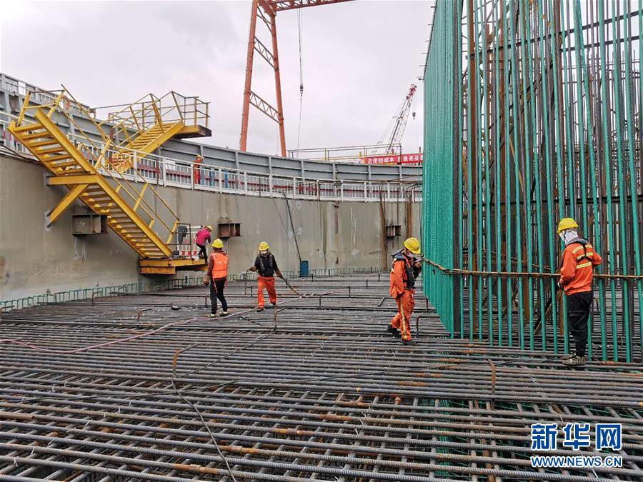 粤港澳大湾区重大建设项目有序复工