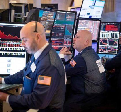 投资者担忧疫情扩散影响经济致美股再遭重挫