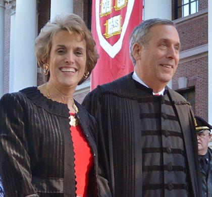 哈佛大学校长巴科和夫人COVID-19检测呈阳性 美华中医向其推荐生榨马铃薯汁疗方