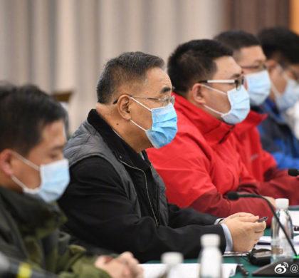 中国中医专家张伯礼等与美国专家分享新冠肺炎防治中医药经验