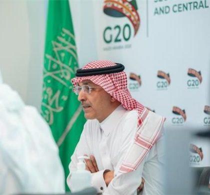 G20财长会同意实施应对新冠肺炎疫情路线图